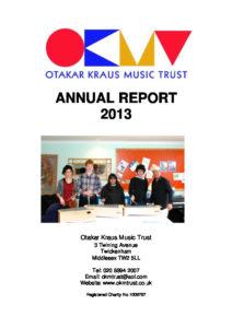 OKMTAnnualReport2013